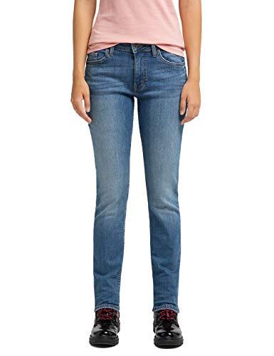 MUSTANG Damen Sissy Slim Jeans, Blau (Dark 872), W34/L30 (Herstellergröße: 34)