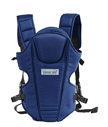 Ineffable® Baby Carrier Sling Portable Child Infant Kangaroo Bag Ergonomic Multi Functional Carrier (Blue)