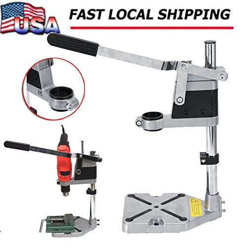 Save %25 Now! Adjustable Bench Clamp Drill Press Stand Workbench Repair Press Holder Grinder Bracket...