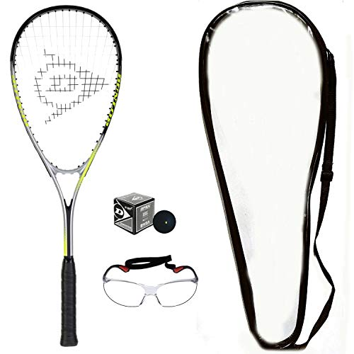 Python Racquetball Deluxe (Advanced) Squash Starter Kit (Set) (Pack) ($120 Value)