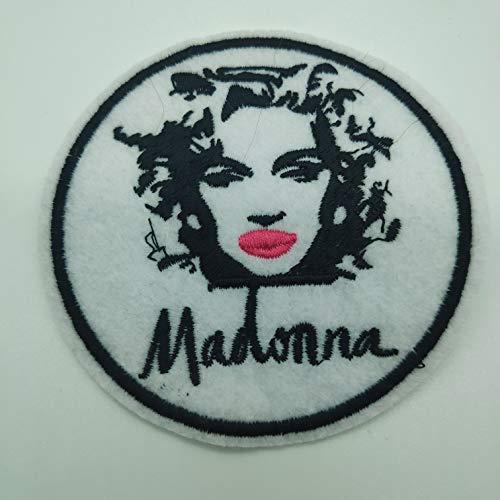 Parche Madonna – 7,62 cm – Singer