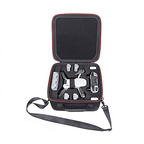 RLSOCO Custodia rigida per DJI Mini 2/DJI Mini SE- Compatibile per Mini Accessori: Mini 2 Controller, Batterie, Caricabatterie, eliche,Protezioni Eliche