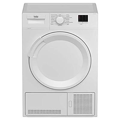 DTLCE80051W 8kg Condenser Tumble Dryer