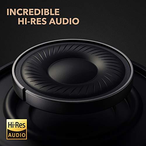 Soundcore Life Q30 Bluetooth Kopfhörer von Anker, Kabellose Kopfhörer mit aktiver Geräuschisolierung, Hi-Res Klang, 40 Stunden Akku, Schnelles Aufladen, fürs Homeoffice