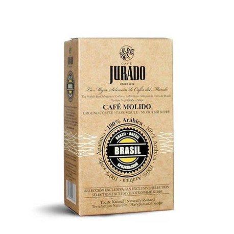 Café Jurado - Café Molido 100% Arábica - Brasil