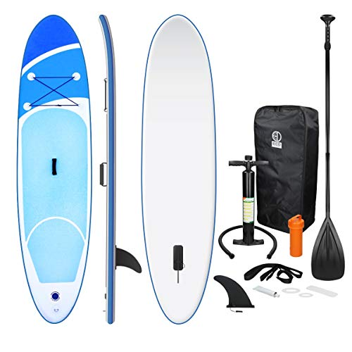 ECD Germany Tabla Hinchable Paddle Surf/SUP - Stand up paddle board -...