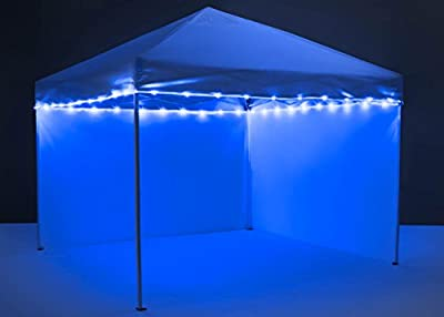 Brightz CanopyBrightz LED Tailgate Canopy and Patio Umbrella Accessory Lighting Kit (Lights Only)