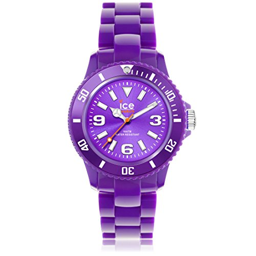 Ice-Watch - ICE solid Purple - Women\'s wristwatch with plaastic strap - 000620 (Small)