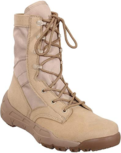 Rothco V-Max Lightweight Tactical Boot, 11, Desert Sand