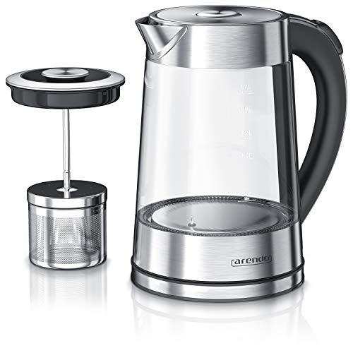Arendo -   - Glas Wasserkocher