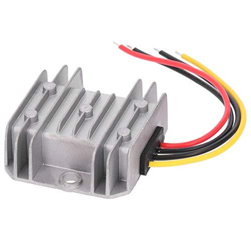Regulador convertidor de potencia impermeable F12S24V3A4L para minibuses para cableado integrado