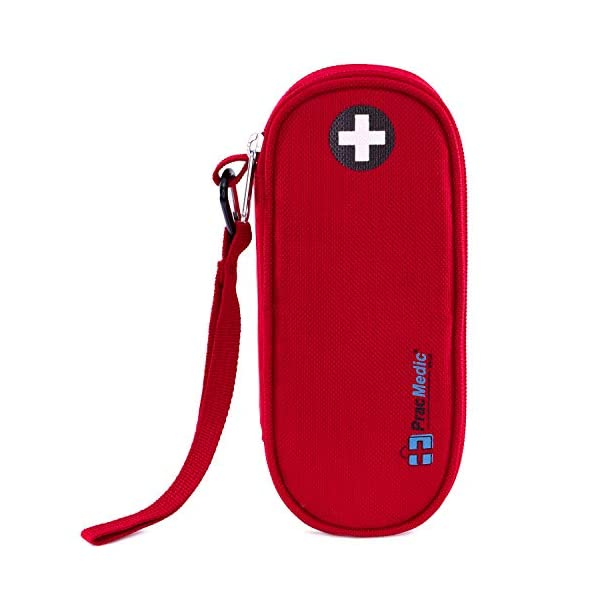 buy  PracMedic Bags EpiPen Case Insulated, Compact ... Diabetes Care