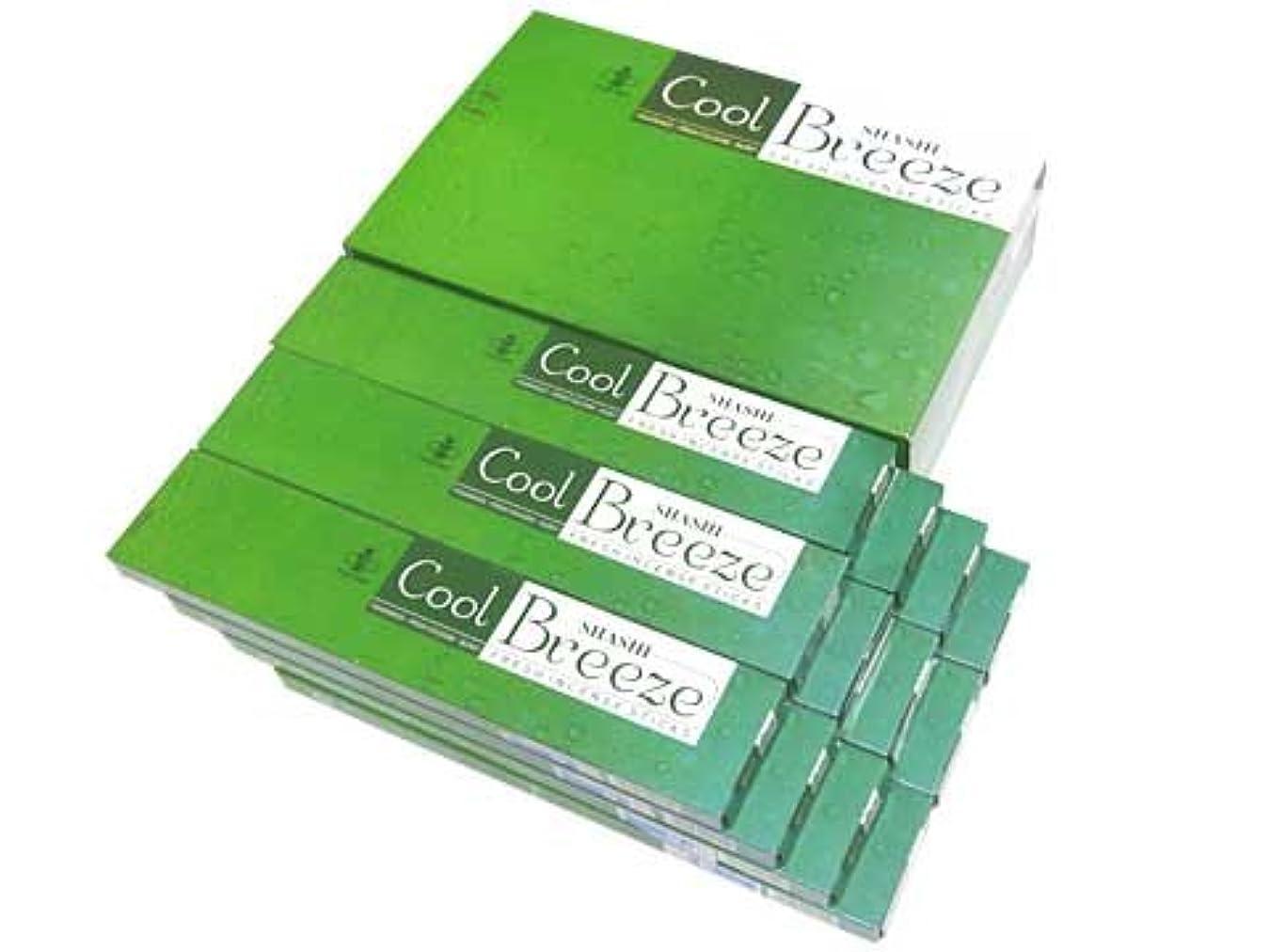 予防接種釈義満足できるSHASHI(シャシ) クールブリーズ香 スティック COOL BLEEZE 12箱セット
