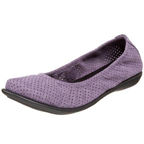 The FLEXX Damen Pera, Violett (Violett/Nubuk), 38 EU