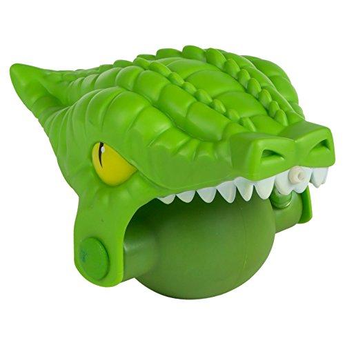 ColorBaby - Lanzador de agua Aqua Kidz con diseño de cocodrilo, color verde (53798)