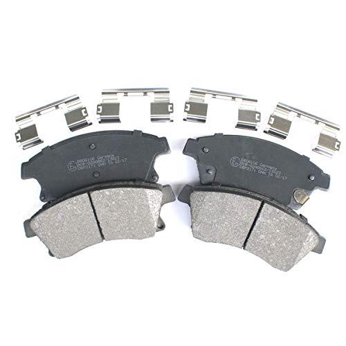 Pastillas de freno de disco delantero para Astra, Aveo y Cruze BB08106