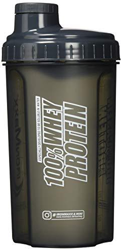 IronMaxx Shaker Anthrazit, 1er Pack(1 x 101 g)