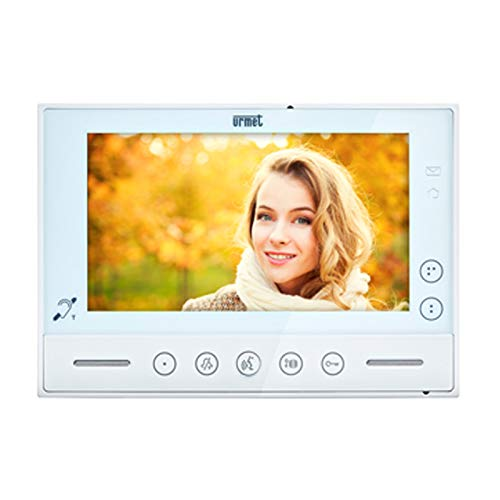 VIDEOCITOFONO 7'' SOFT TOUCH 2 (URMET DOMUS-SIDELTRONIC cod. 1719/1)