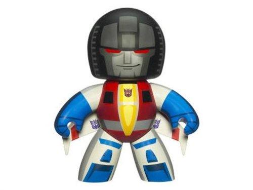 Hasbro Transformers Universe Mighty Muggs Series 2 Vinyl Figure Starscream