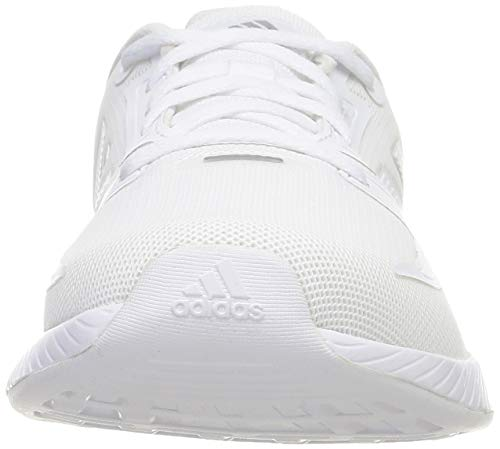 adidas RUNFALCON 2.0 K, Zapatillas de Running, FTWBLA/FTWBLA/Gritre, 36 EU