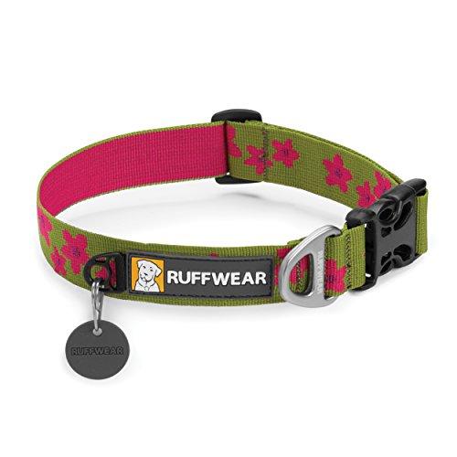 Ruffwear 25202-918L Hoopie Collar Hundehalsband, Gemustert - Wildflower, L