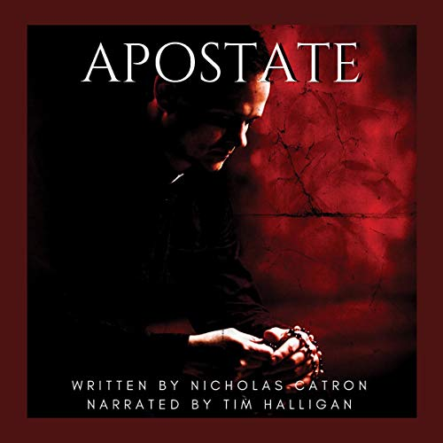 Apostate audiobook cover art