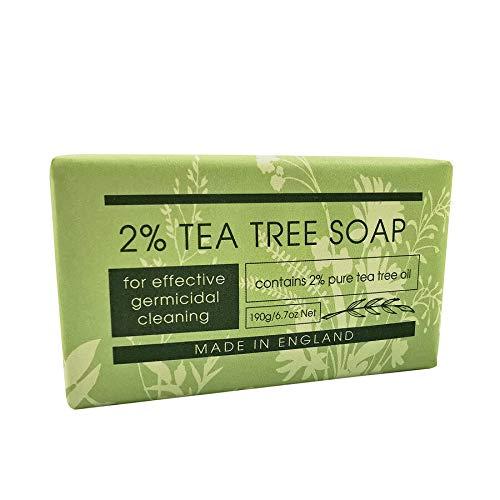 2% Tea Tree Soap, 190g