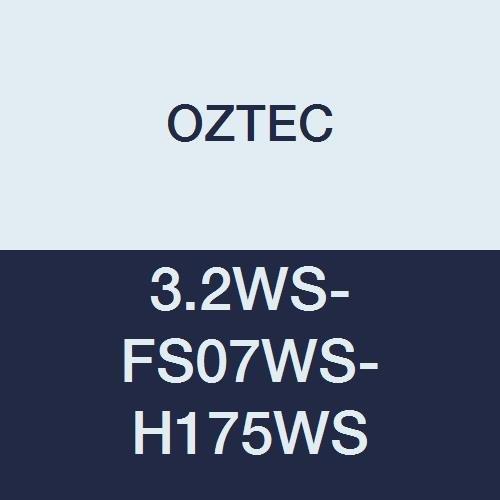 Great Price! OZTEC 3.2WS-FS07WS-H175WS Wyco Type Concrete Vibrator, 1 Phase, AC/DC, 19 Amp Motor, 7'...