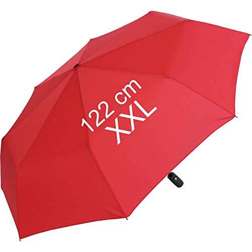 Ombrello tascabile XXL con apertura automatica, Full Class, copertura da 122 cm