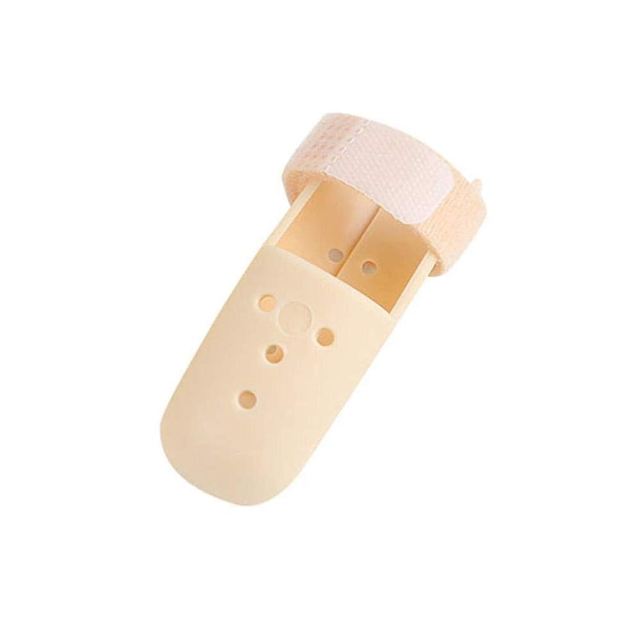 消毒する歯痛投票トリガー指スプリント、指装具指板関節炎痛みトレーニングリハビリ機器修理左手右手,4