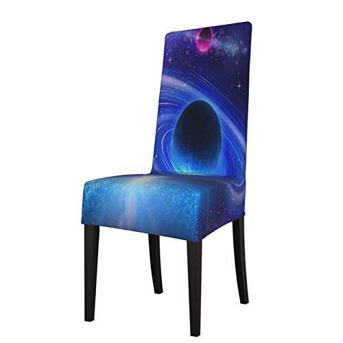 Anillo planetario Anillo planetario Fundas para sillas de Comedor Se Ajustan al Estiramiento extraíble Lavable Fundas Protectoras para