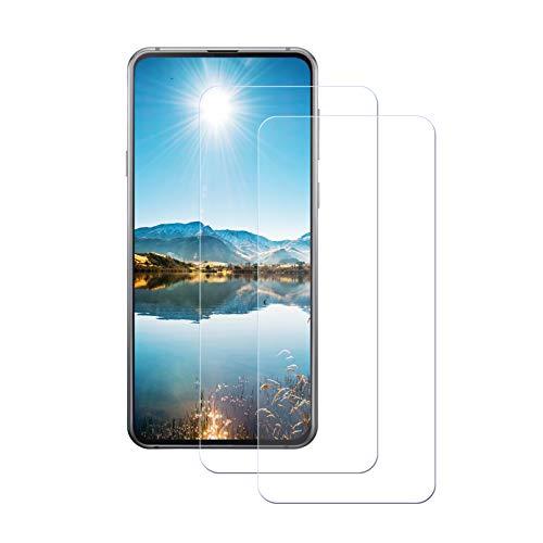 LPCJ [2Piezas, Xiaomi Mi Mix 3 5G Protector de Pantalla, Cristal Templado para Xiaomi Mi Mix 3 5G Resistente a Golpes y Rayado, Vidrio Templado Xiaomi Mi Mix 3 5G
