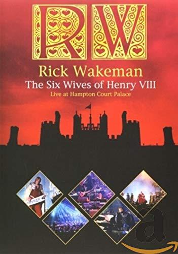 Rick Wakeman - The Six Wives Of Henry VIII - Live At Hampton Court Palace [DVD] [2009] [NTSC] [UK Import]
