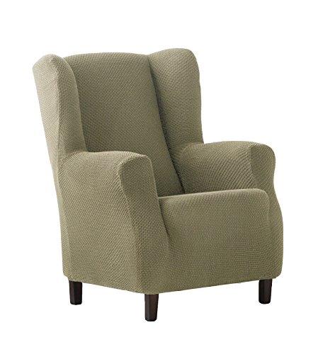 Eysa Cora bielastisch Sofa überwurf ohrensessel Farbe 11-leinen, Polyester-Baumwolle, 36 x 27 x 9 cm