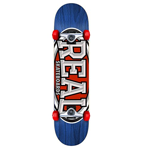 Real rlco022 Skateboard completo multicolore 7,75 x 31,6