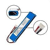 onlyguo 7.4V 5000mAh GSP0931134 Batería de Repuesto para JBL Xtreme Altavoz Bluetooth inalámbrico portátil