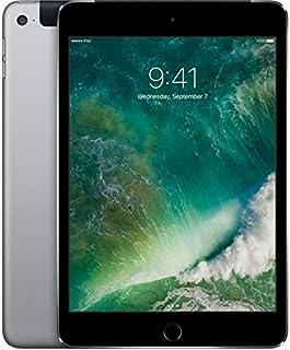 Apple iPad Mini 4 64GB Wi-Fi + Cellular - Gris Espacial - Desbloqueado (Reacondicionado)