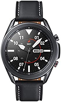 Samsung Galaxy Watch 3 (45mm, GPS, Bluetooth, Unlocked LTE) Smartwatch
