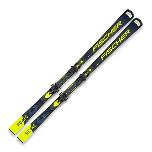 FISCHER Ski RC4 Worldcup RC MT 180cm Modell 2021 + Bindung RC4 Z12 Powerrail