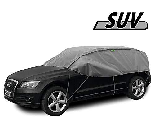 Halbgarage Winter SUV Abdeckung Abdeckplane Frost Schütz / TX-WINTER-SUVX520