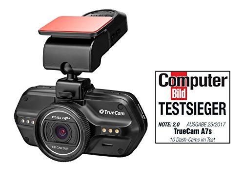 TrueCam A7s GPS Professionelle Dashcam Autokamera 2K Super HD - 4