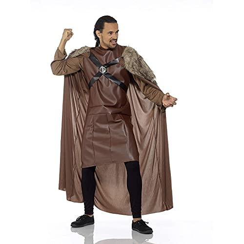 Karnival Costumes  – Ritter Kostüm für Herren Taille L - 3