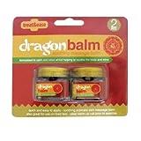 Dragon Balm Massage Balm Rub 2pk by OTL