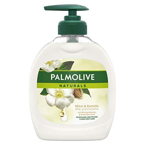 Palmolive Naturals Milch & Kamelie Flüssigseife, 300 ml