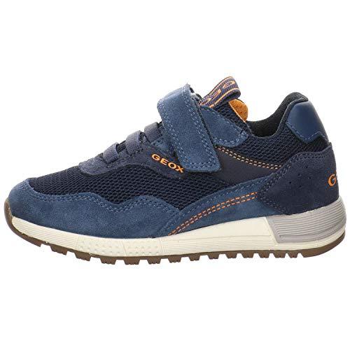 Geox - Zapatillas deportivas para niño, color azul, color Azul, talla 35 EU