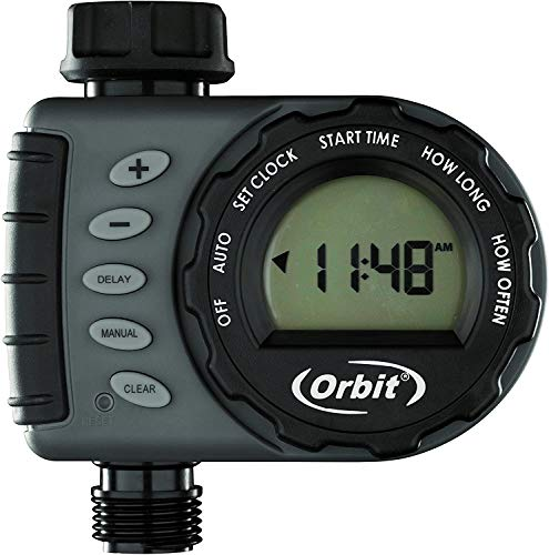 "Orbit 96781 - Programador de grifo digital 1 salida-hembra 3/4"""