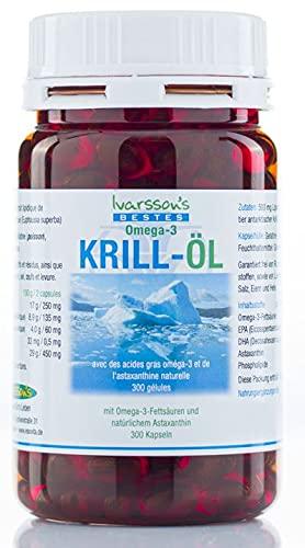 Omega-3 Krillöl Omega-3 Kapseln Bild
