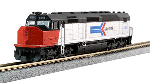 Kato N Scale SDP40F Locomotive Amtrak Phase I #508 DC DCC Ready
