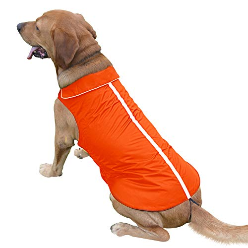 PETCEE Waterproof Dog Jacket
