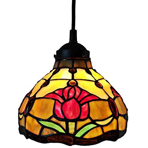 Tiffany Style Hanging Pendant Lamp 8